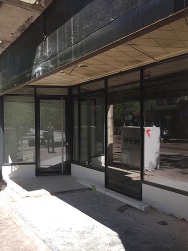 Linthorst Bouwgroep   Verbouw winkel naar appartementen   Arnhem