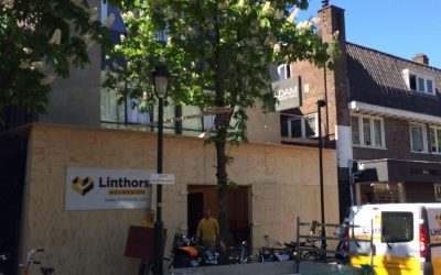 Winkelverbouwing Hilversum
