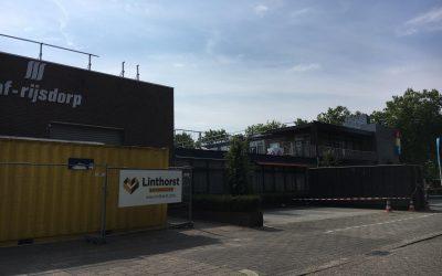 Bedrijfspand Dijkgraaf Rijsdorp