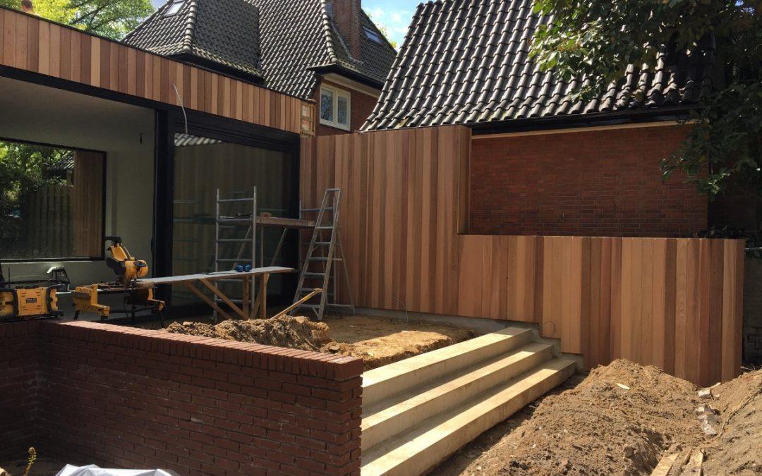 Uitbouw in Apeldoorn