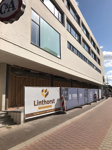 Linthorst Bouwgroep | Gevelrenovatie | Doetinchem
