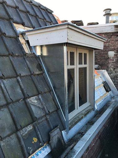 Linthorst Bouwgroep   Renovatie daken buitenkozijnen   Oss