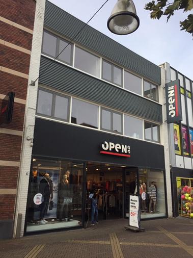 Linthorst Bouwgroep | Verbouw winkelpand | Doetinchem