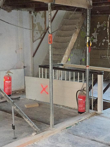 Linthorst Bouwgroep | Verbouw winkelpand | Breda