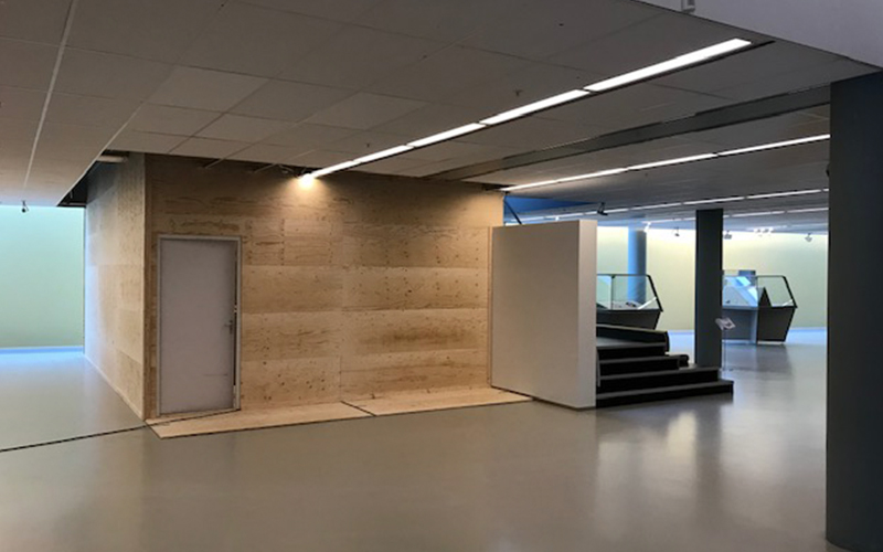 Linthorst Bouwgroep | Verbouw CODA | Apeldoorn
