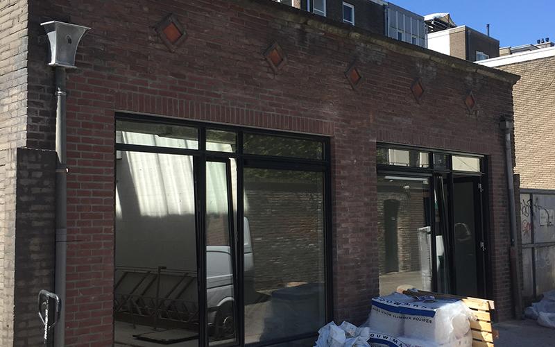 Linthorst Bouwgroep | Verbouw winkel naar appartementen | Arnhem
