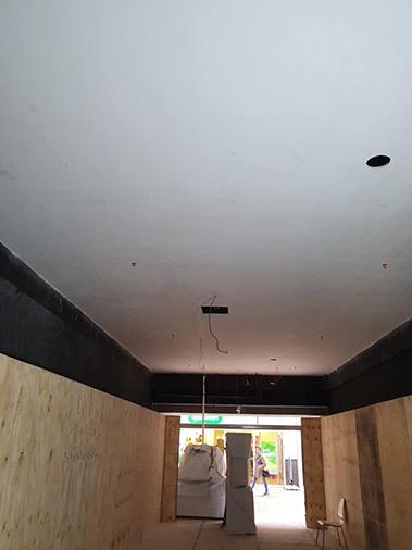 Linthorst Bouwgroep | Vervangen plafond | Nijmegen