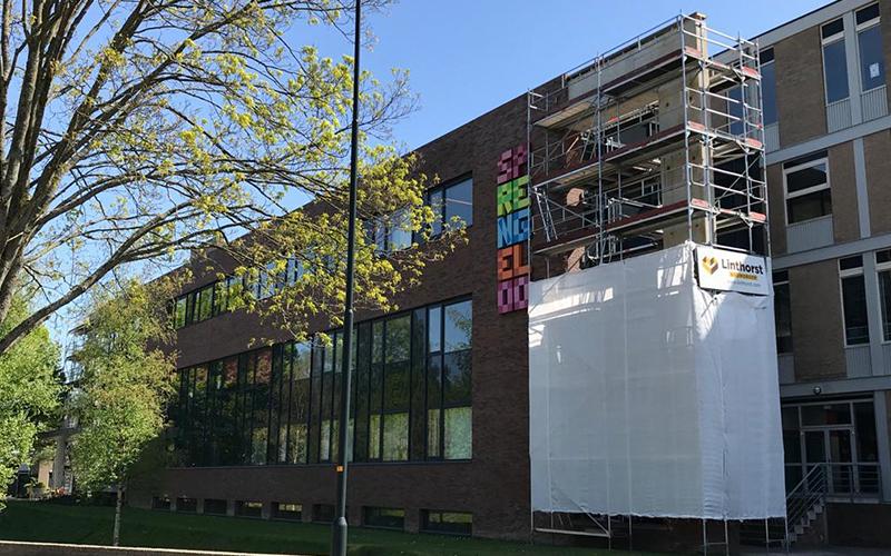Linthorst | Veluwse scholengemeenschap Sprengeloo | Apeldoorn