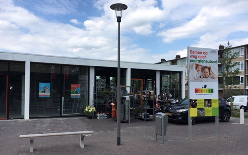 Linthorst   Verbouw voormalige apotheek Mercatorplein   Apeldoorn